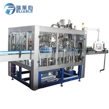 3000BPH Fully Automatic Complete Glass Bottle Alcohol Drink Filling Machine ( Washer filler capper )