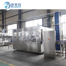 15000BPH PET Bottle Pure Mineral Water Production Line Water Filling Machine