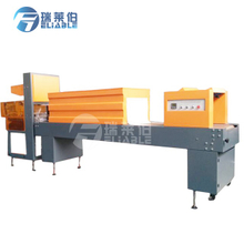 12-15 PKGS / Min Automatic Linear Type PE Film Shrink Wrapper Packing Machine with Heating Shrink Tunnel