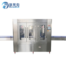 1000~2000 Pcs/Hr Carbonated Beverage TOP CAN / PET CAN / TIN CAN Filling Sealing Machine
