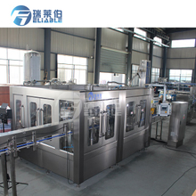 10000BPH Automatic Plastic Bottle Carbonated Soft Drink Filling Machine / CSD Bottling Machine