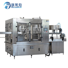Automatic Rotary Type 3-10L Edible Oil Filling Machine For 3000BPH