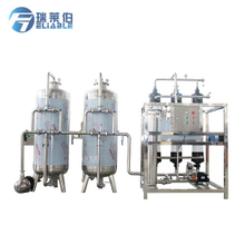 International Standard Drinking Mineral Water Treatment With Hollow Filter With Promoted Price